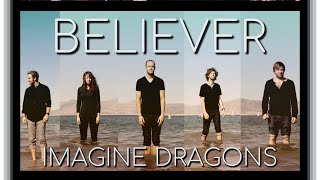 Believer - Imagine Dragons,  Arr. Mark Brymer (SATB Cover by APEX Team)