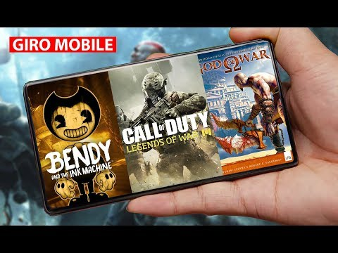 NOVO BENDY ANDROID, CALL OF DUTY MOBILE, PS2 NO ANDROID E MAIS