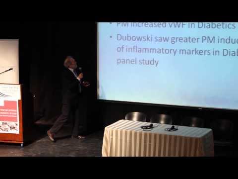 Air Pollution and Diabetes   Prof. Joel Schwartz 2013