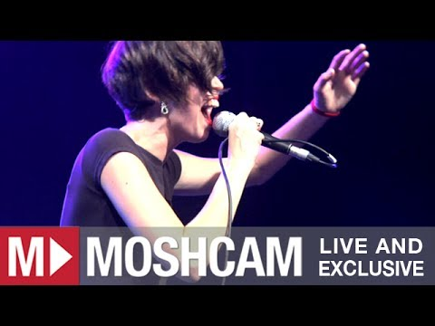 The Jezabels - Mace Spray | Live in Sydney | Moshcam
