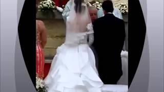 ALIS AND ELIAS MOUKHALLALEH WEDDING. 06 27 2015. MARACAY. VENEZUELA.