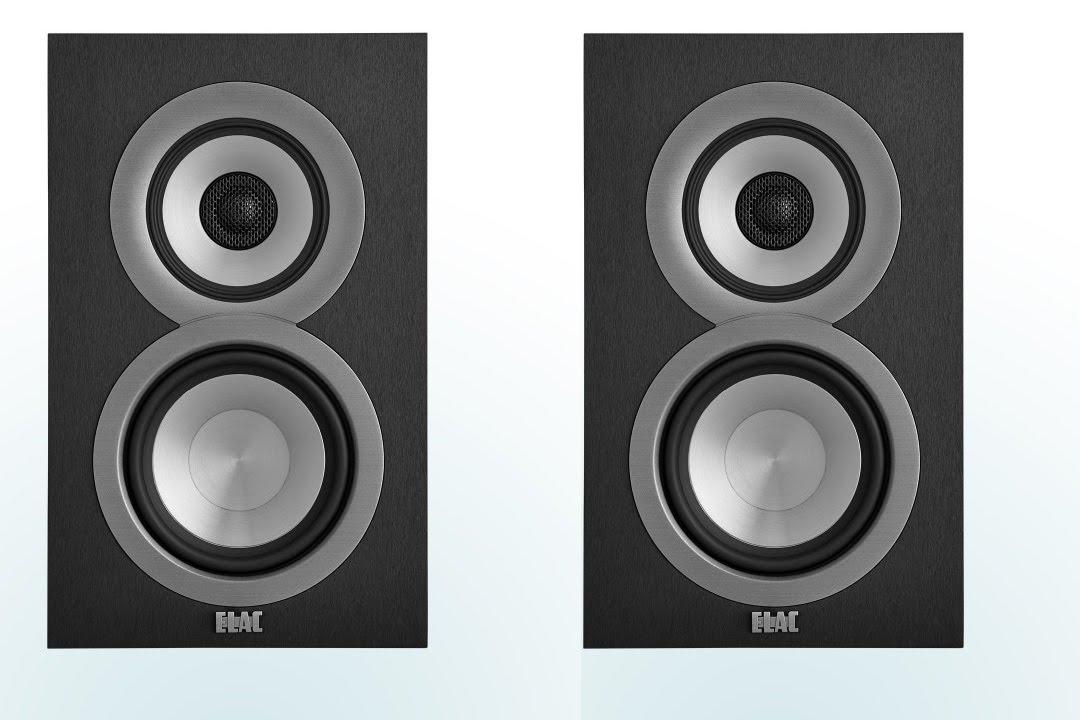ELAC UB5 UniFi Speakers Sound Demo, Rock