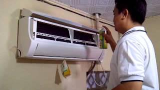Ac cleaner dari baraclean ( tinggal semprot )