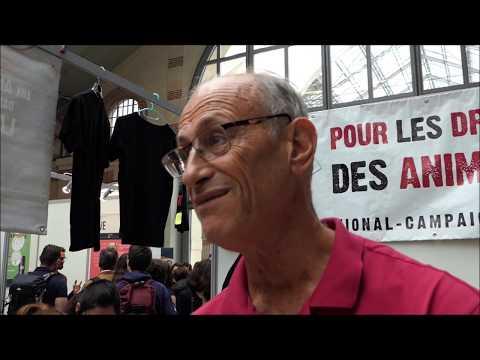 André Ménache parle de l'expérimentation animale