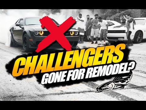 Challengers Being REPLACED w/ Remodel Coming...