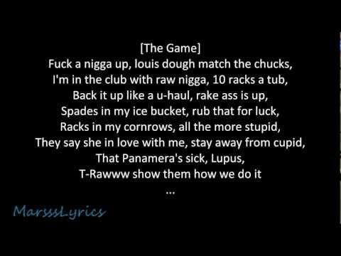 Tyga Ft. The Game - Switch Lanes (Lyrics)