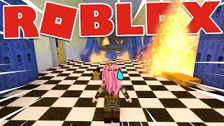Roblox ITA-Escape from school more insane than ever!