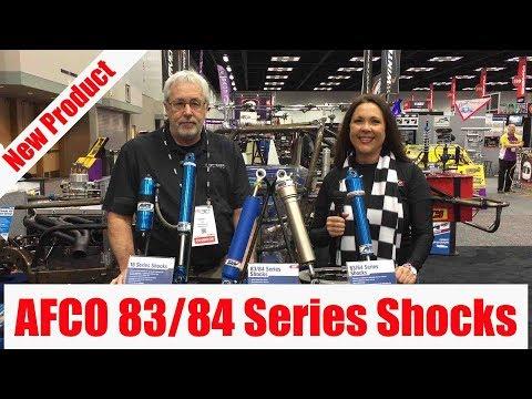 AFCO 83 84 Series Shocks