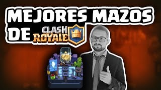 THE BEST DECKS OF CLASH ROYALE ARE HERE! IN ELECTROVALLE | Malcaide Clash Royale