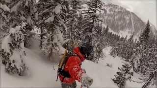 snowboard freeriding season 2012 - 2013 HD