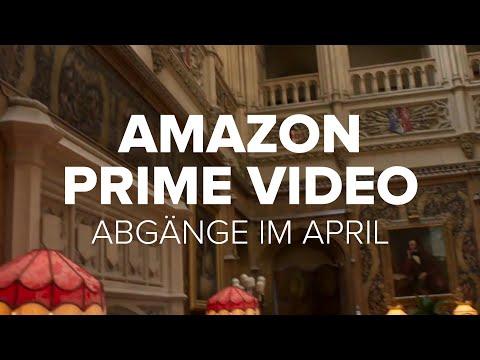 Amazon Prime Video: Diese Titel Verschwinden Im April