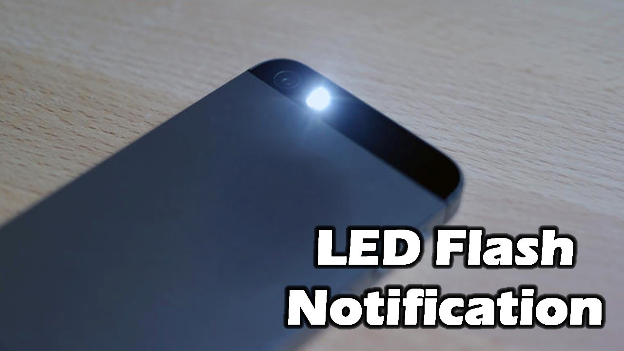 No Led Notification Light