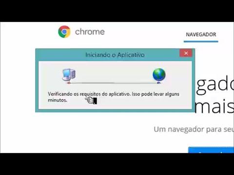 Como baixar e instalar o Google Chrome (Navegador inter ...
