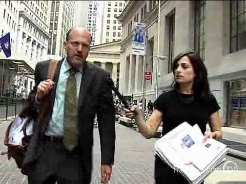 Cramer: Buffett Noise Is Music to Bear Stearns Investors
