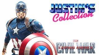 Hot Toys Captain America Civil War Review