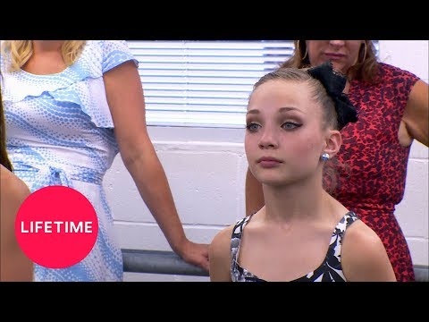 Dance Moms: Maddie's Solo Decision, Part 2 (Season 4 Flashback) | Lifetime