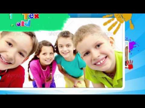 Happy Kids Background Music and AE Slideshow