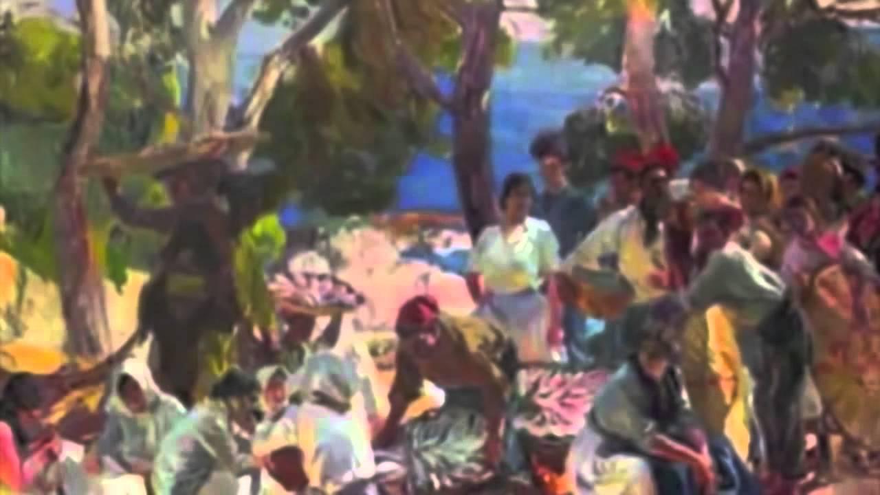 Joaquin sorolla pintor valenciano youtube - Pintor valenciano ...