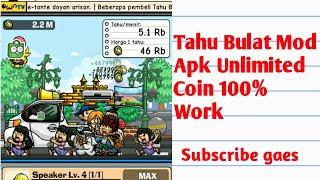 Gambar cover Tahu Bulat Mod Apk Unlimited Money