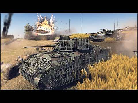 BATTLEGROUND AFGHANISTAN - Red Rising Mod Gameplay