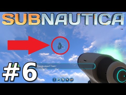 RESCUE SHIP HAS ARRIVED!! - Subnautica Gameplay - Episode 6