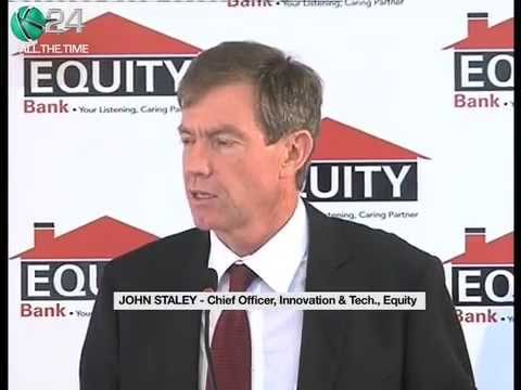Equity Bank Set To Revolutionize Banking With Telecommunications Services