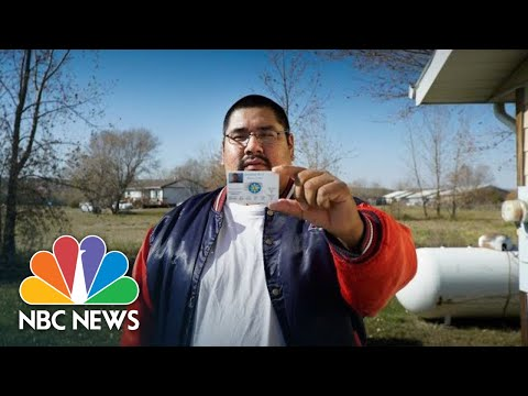 North Dakota's Native Americans Scramble To Comply With Voter ID Law | NBC News