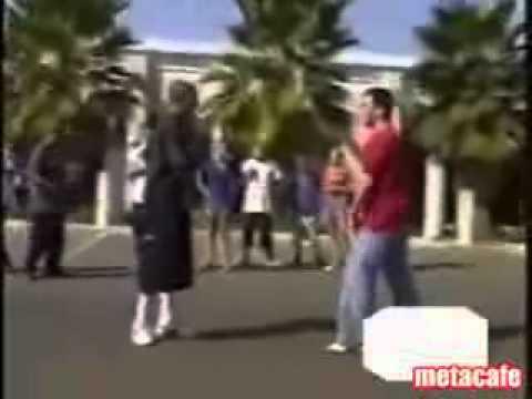 Black Man VS. Kung Fu MASTER