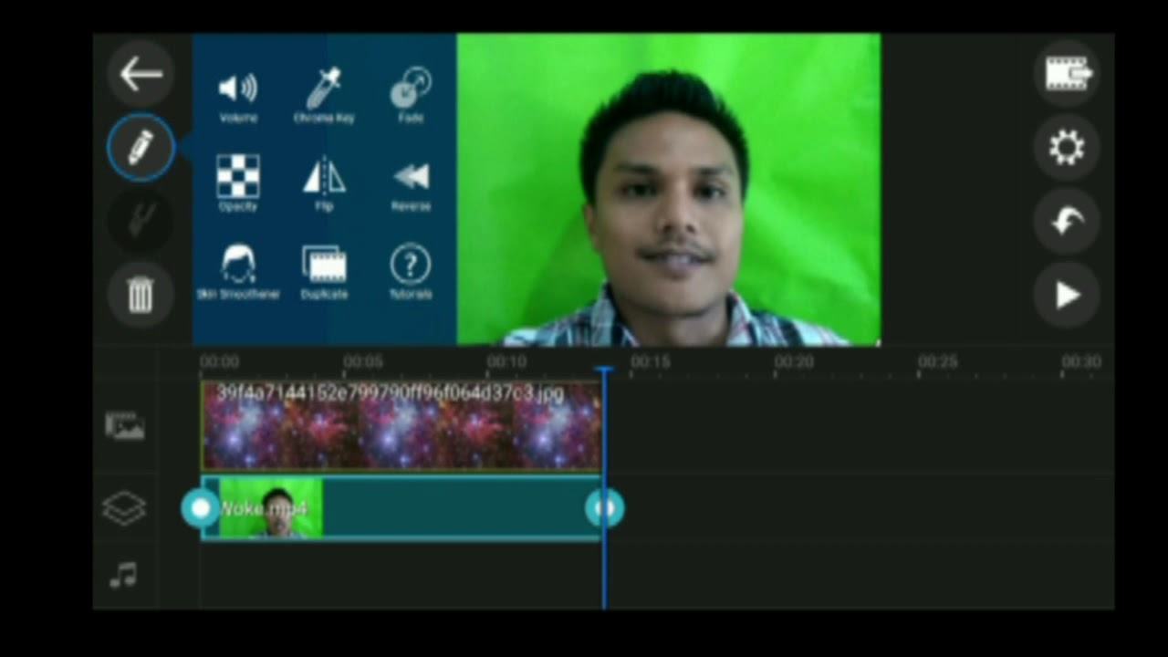 Cara Mengubah Background Video Android