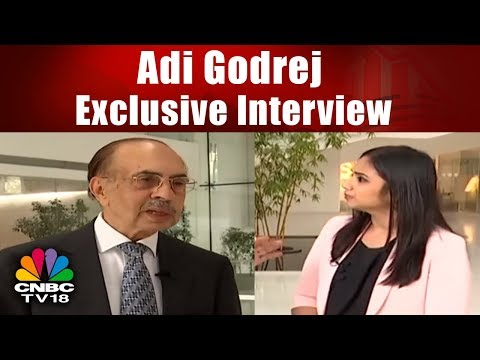 Adi Godrej Wants Corporate Tax Rate to be Brought Down to 25% | CNBC TV18