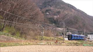 しなの鉄道新型車SR1系S103編成試運転