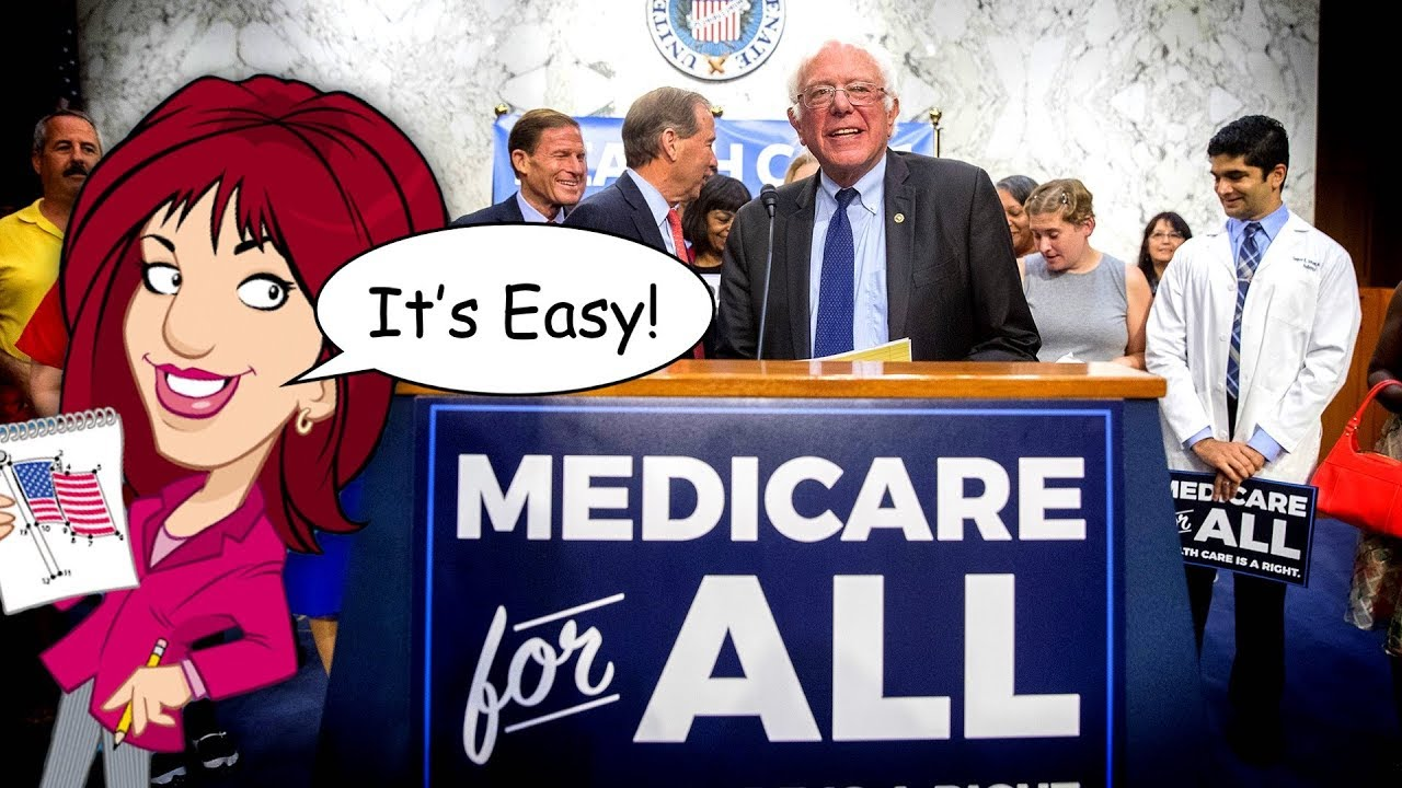 How We Pay for Medicare for All: An In-Depth Breakdown (w/ Andrea Witte)