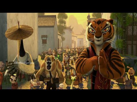 Baahubali -The Beginning ||Trailer||Kungfu Panda||Telugu version