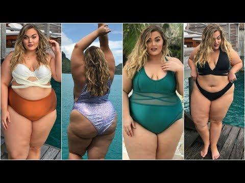Plus-Size Bikini & Swimsuit Try On Haul 2018 | Bora Bora