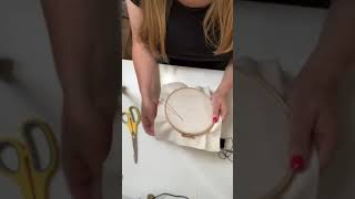 How to do straight stitch