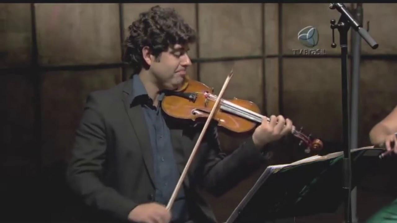Quarteto da Guanabara - Villa-Lobos Quarteto nº5 (1º mov. selection)
