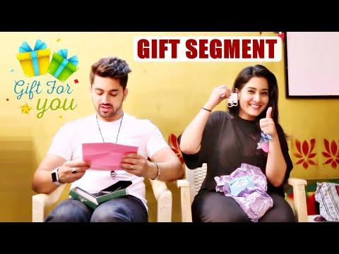 Zain Imam & Aditi Rathore Unwraps Fans Gifts | Naamkaran | EXCLUSIVE thumbnail