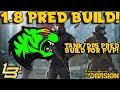 1.8 Tank/DPS Predator's Mark Build! (The Division)