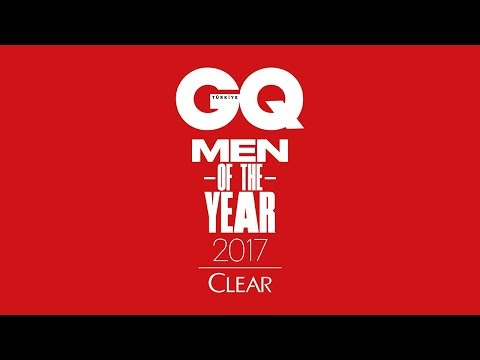 GQ Men of the Year 2017 by Clear