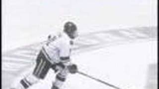 MSU Hockey Bryan Lerg Penalty Shot 12-2-05