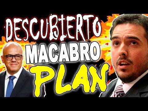 ¡IMPRESIONANTE¡ ESTOS 2 CHAVISTA CONFIESA HORRIBLES PLANES PARA VENEZUELA ÚLTIMO MINUTO