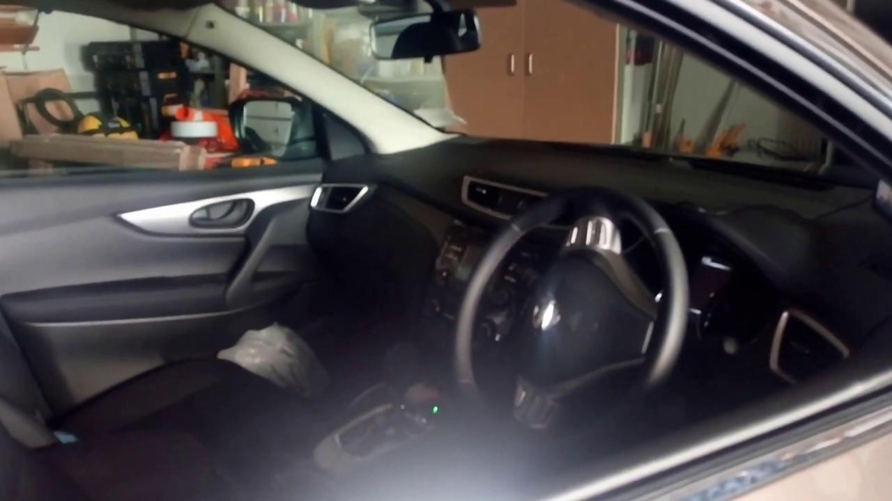 Nissan Qashqai Upgrade Alarm - Obsessive Vehicle Security Blog