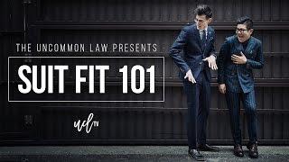How A Suit Should Fit | Suit Fit 101