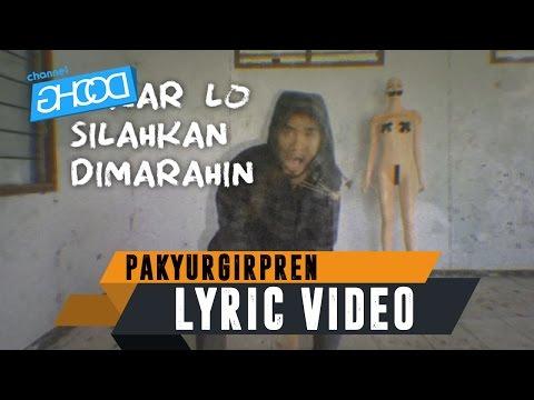 ECKO SHOW - PAKYURGIRPREN (ft. EDGAR x RUPIAH PAPER) [ Lyric Video ]
