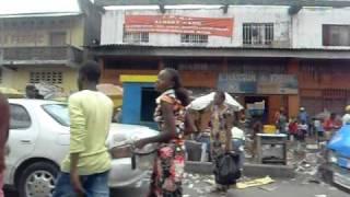 Kinshasa City view- Congo RDC, Africa-Carlo Grossi.