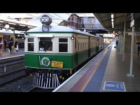 Tin Hares on the Main South: Australian Trains