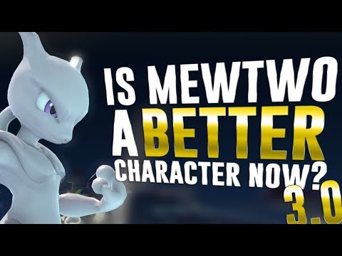 Is Mewtwo a better character now? - Mewtwo 3.0 patch look!