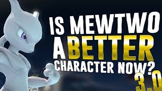 Is Mewtwo a better character now Mewtwo 3 0 patch look