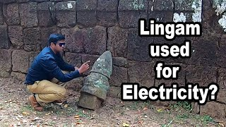 1000 Year Old ENERGY LINGAM Discovered?  Advanced Ancient Technology at Koh Ker Pyramid, Cambodia