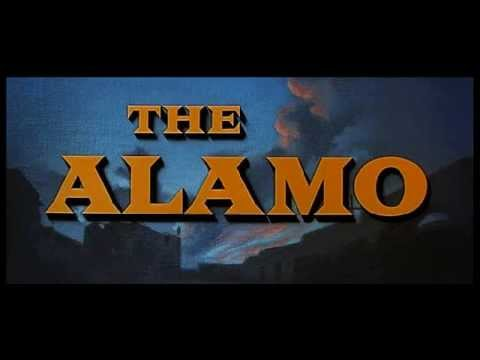 The Green Leaves of Summer  The Alamo Original Soundtrack  Dimitri Tiomkin